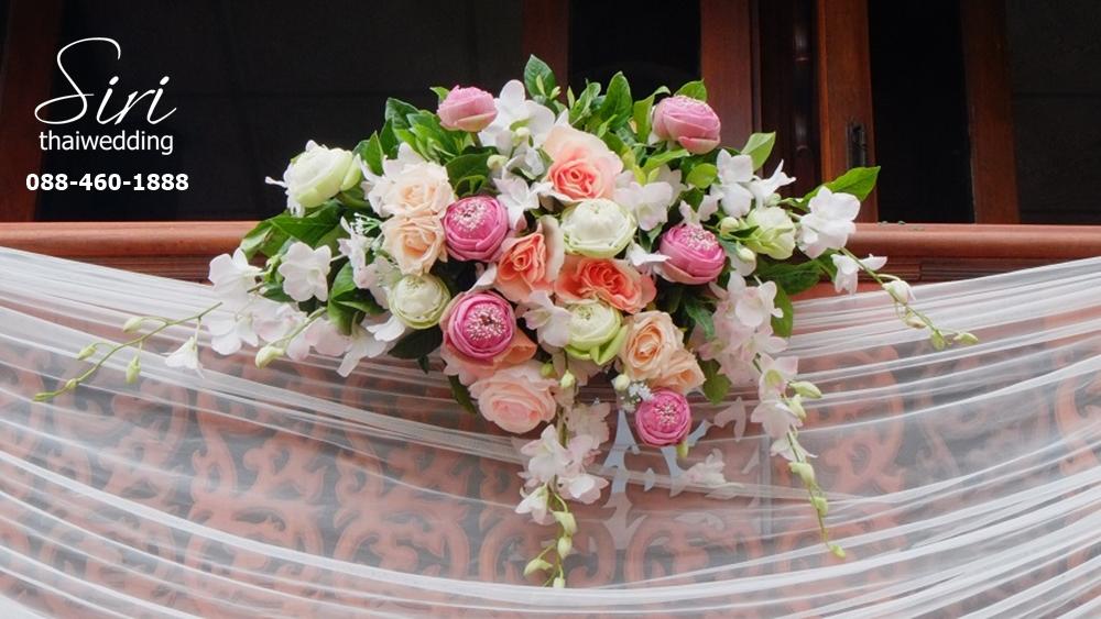 เรือนไทยสิริ สถานที่จัดงานแต่งงาน