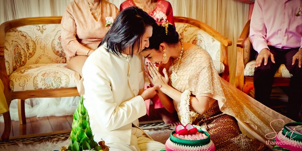 แต่งงานเรือนไทย